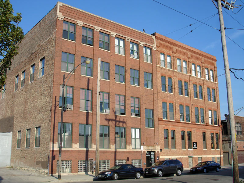 159 N. Racine Ave. Chicago, IL 60607