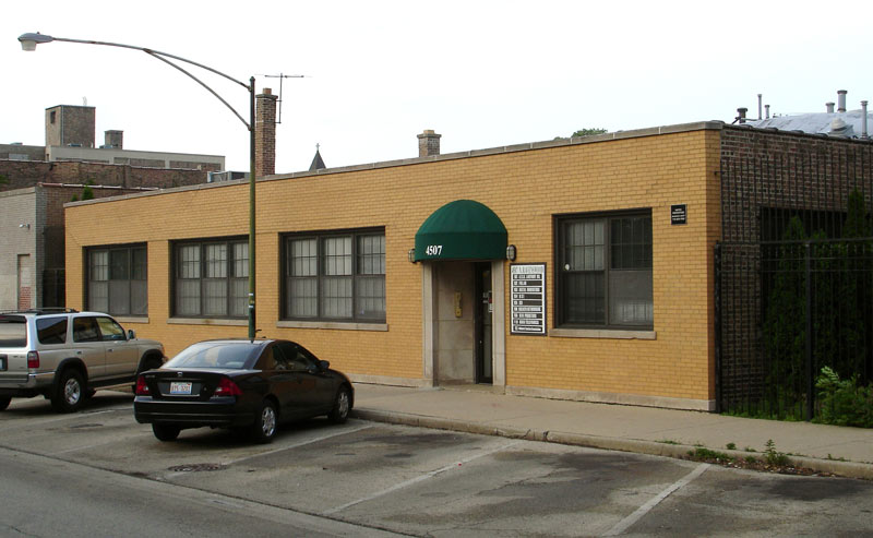 4507 N. Ravenswood  Chicago, IL 60640