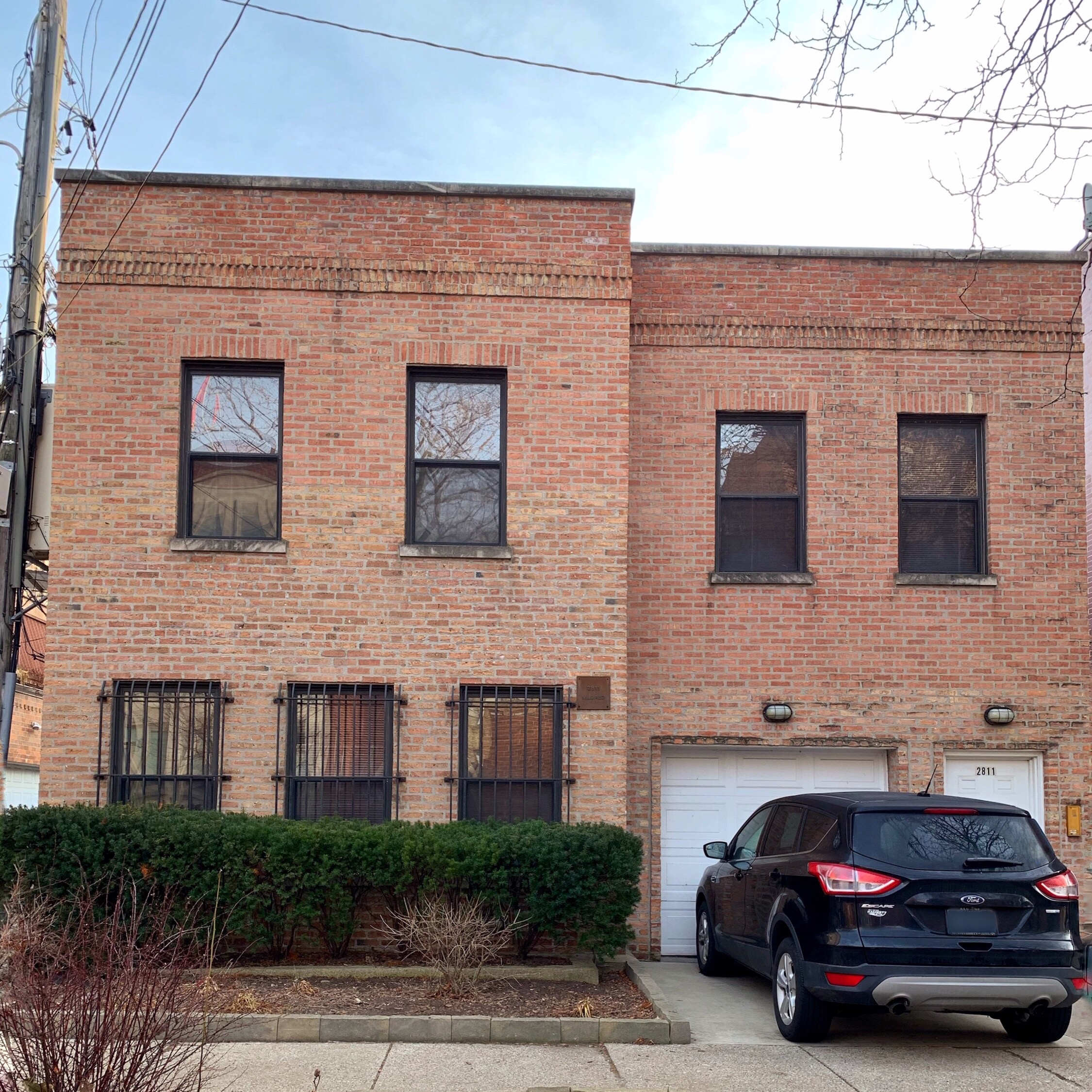 2811 N. Mildred – Two Flat